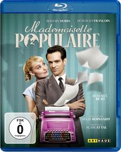 Mademoiselle Populaire, 1 Blu-ray | Dodax.ch