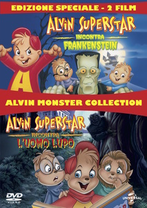 Alvin & Supermonsters | Dodax.at
