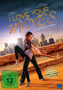 I love your Moves, 1 DVD | Dodax.ch