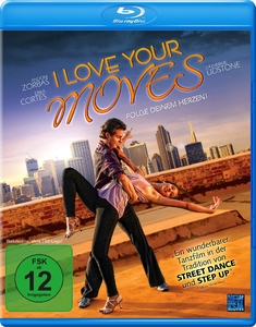 I love your Moves, 1 Blu-ray | Dodax.ch