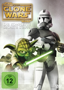 Star Wars the Clone Wars - 6. Staffel | Dodax.pl
