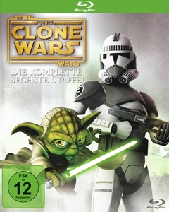 Star Wars the Clone Wars - 6. Staffel | Dodax.nl