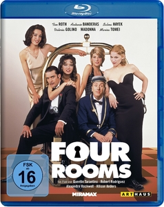 Four Rooms | Dodax.co.uk
