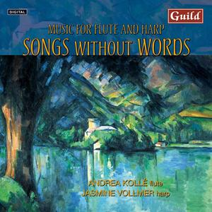 Music for Flute & Harp: Songs without Words | Dodax.nl