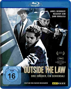 Outside the Law, 1 Blu-ray | Dodax.at