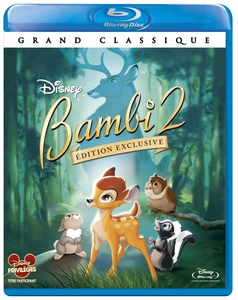 Bambi 2 - Édition Exclusive - Combo Box (BluRay & | Dodax.co.uk
