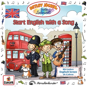 Start English with a Song | Dodax.nl