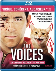 The Voices Blu-Ray F | Dodax.fr