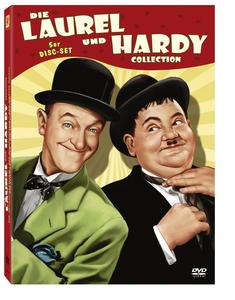 LAUREL AND HARDY COLLECTION   Dodax.pl