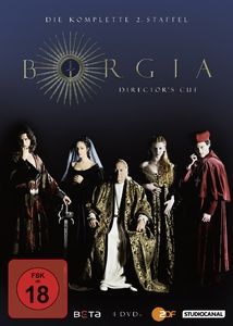 Borgia - 2. Staffel - Director's Cut | Dodax.nl