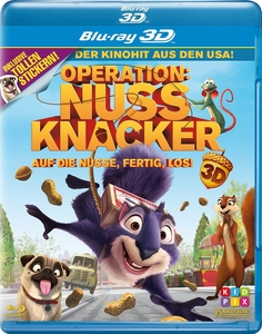 Operation Nussknacker Blu-Ray 3D | Dodax.co.uk