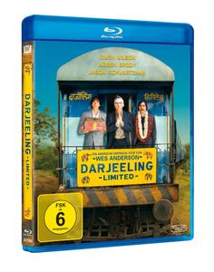 The Darjeeling Limited, 1 Blu-ray | Dodax.at