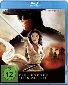 Die Legende des Zorro | Dodax.co.uk