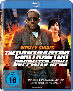 The Contractor - Doppeltes Spiel, 1 Blu-ray | Dodax.ch