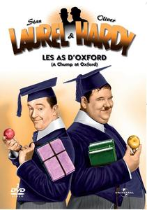 LES AS D'OXFORD - LAUREL & HARDY | Dodax.co.uk