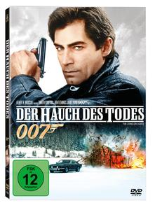 JAMES BOND - DER HAUCH DES TODES | Dodax.co.jp