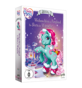 My Little Pony Winter Edition, 2 DVDs | Dodax.ch
