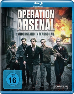 Operation Arsenal - Die Festung muss fallen, 1 Blu-ray | Dodax.de