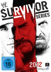 Survivor Series 2012, 1 Blu-ray | Dodax.at