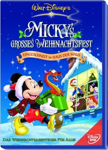 Micky's grosses Weihnachtsfest, 1 DVD | Dodax.at