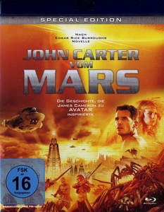 John Carter vom Mars | Dodax.co.uk