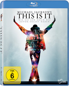 Michael Jackson's This Is It | Dodax.nl