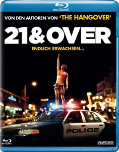 21 and Over Blu ray | Dodax.ch