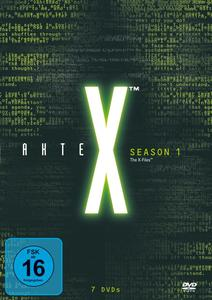 Akte X. Season.1, 7 DVDs (Collectors Box) | Dodax.at