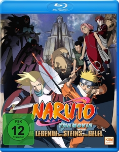 Naruto the Movie 2, 1 Blu-ray (Limited Special Edition) | Dodax.ch
