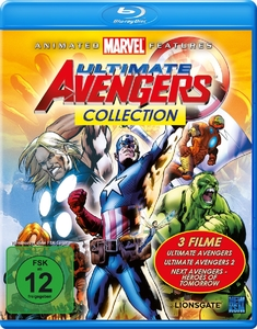 Ultimate Avengers - Collection - 3 auf 1, 1 Blu-ray | Dodax.de