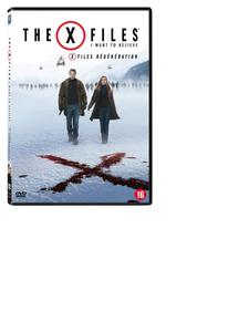 X-FILES THE MOVIE | Dodax.at