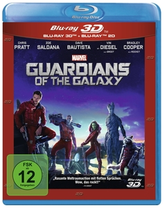 Guardians of the Galaxy - 3D+2D | Dodax.co.uk