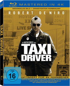 Taxi Driver - 4K Mastered | Dodax.ca