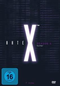 Akte X. Season.4, 7 DVDs (Collectors Box) | Dodax.at