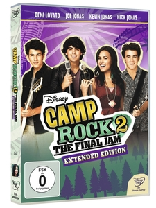 Camp Rock 2 - The Final Jam, 1 DVD | Dodax.de