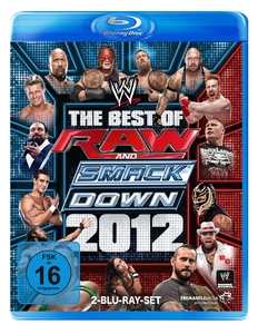 The Best Of Raw & Smackdown 2012, 2 Blu-ray | Dodax.at