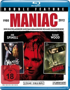 Maniac I + II Box 2-Disc Blu ray | Dodax.co.uk