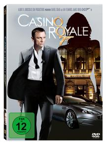 JAMES BOND - CASINO ROYALE | Dodax.co.uk