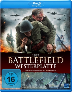 1939 Battlefield Westerplatte - The Beginning of World War 2, 1 Blu-ray | Dodax.ch