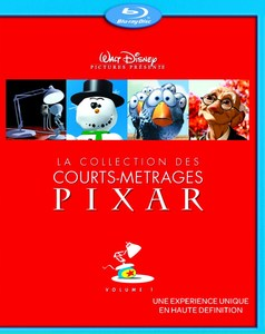 La Collection des Courts-Métrages Pixar | Dodax.it