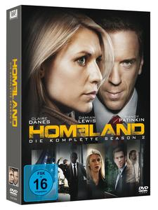 HOMELAND SEASON 2 | Dodax.co.uk