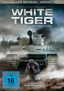 White Tiger, 1 DVD | Dodax.de
