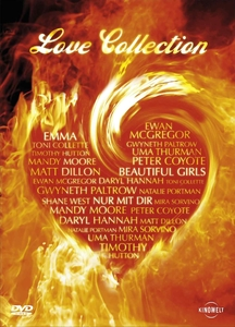 Love Collection, 3 DVDs, deutsche u. englische Version | Dodax.de