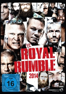 ROYAL RUMBLE 2014, 1 DVD | Dodax.at