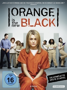 Orange is the New Black. Staffel.1, 5 DVDs | Dodax.ch