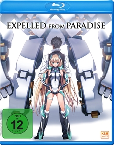 Expelled From Paradise, 1 Blu-ray   Dodax.at