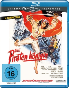 Die Piratenkönigin, 1 Blu-ray | Dodax.at