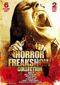 Horror Freak Show Collection | Dodax.de