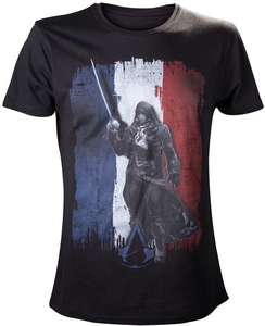 Assassin's Creed Unity - T-Shirt (L) Tricolore Flag | Dodax.ch