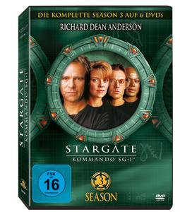 STARGATE SG1 SEASON 3 | Dodax.co.uk